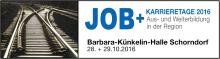 Job + Karrieretage